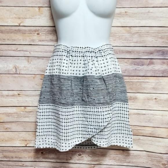 Madewell Dresses & Skirts - Madewell Silk Wrap Skirt, Cute Summer Mini Skirts